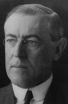 woodrow wilson picture of woodrow wilson